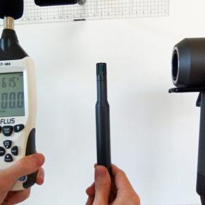 dysonドライヤー 温度試験
