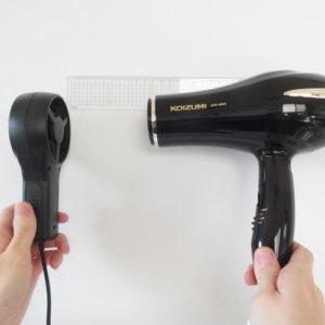 コイズミ KHD-9500 風力試験