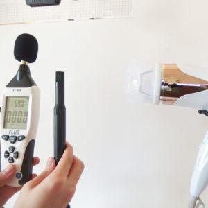 コイズミ KHD-9010 温度試験