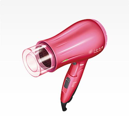 テスコム TID372 ピンク