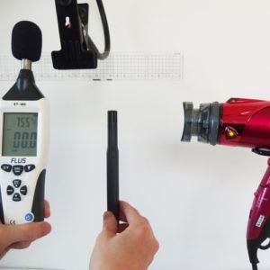 テスコム TID925 温度試験