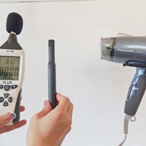 パナソニック EH-NE28 温度試験